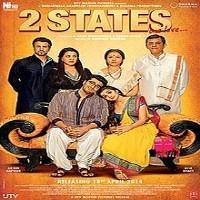 2 States Album Poster