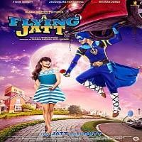A Flying Jatt Album Poster