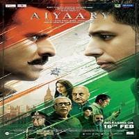 Aiyaary Album Poster