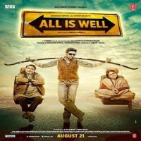 All Is Well Album Poster