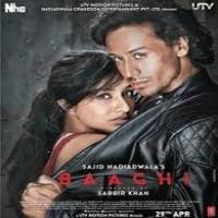 Baaghi Album Poster