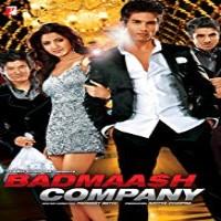 Badmaash Company Album Poster