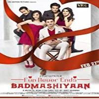 Badmashiyaan Album Poster