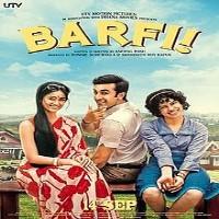 Barfi Album Poster