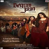 Begum Jaan Album Poster