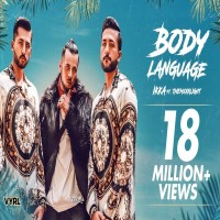 Body Language Song Poster