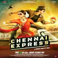 Chennai Express Album Poster