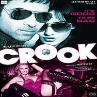 Crook Album Poster