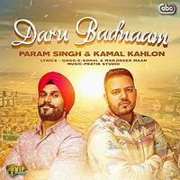 Daru Badnaam Song Poster