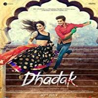 Dhadak Album Poster