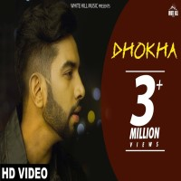 Dhokha Song poster