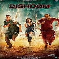 Dishoom Album Poster