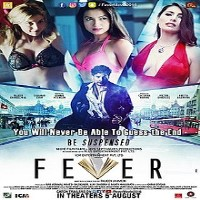 Fever Album Poster