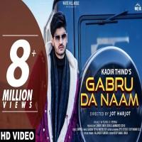 Gabru Da Naam Song Poster