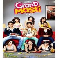 Grand Masti Album Poster
