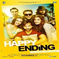 Happy Ending Album Poster