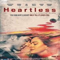 Heartless Album Poster