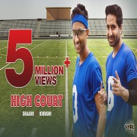 High Court Song Poster