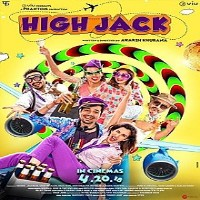 High Jack Album Poster