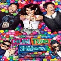 Hum Tum Shabana Album Poster