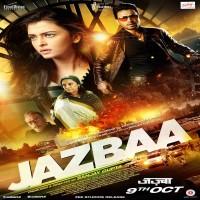 Jazbaa Album Poster