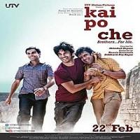 Kai Po Che Album Poster