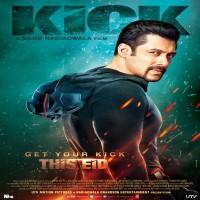 Kick Album Poster