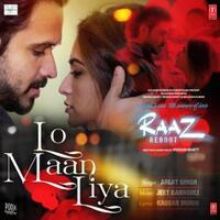 Lo Maan Liya Song Poster