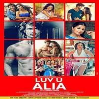 Luv U Alia Album Poster