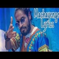 Machayenge Song Poster