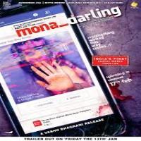 Mona Darling Album Poster