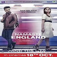 Namaste England Album Poster