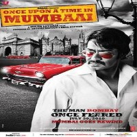 Once Upon A Time In Mumbai Album Poster