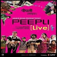 Peepli Live Album Poster