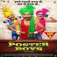Poster Boys Album Poster