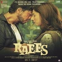 Raees Album Poster