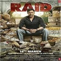 Raid Album Poster