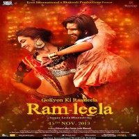 Ram Leela Album Poster