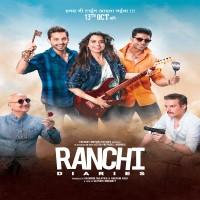 Ranchi Diaries Album Poster