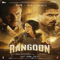 Rangoon Album Poster