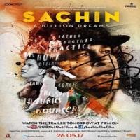 Sachin A Billion Dreams Album Poster