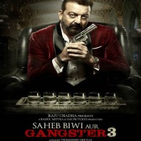Saheb Biwi Aur Gangster 3 Album Poster
