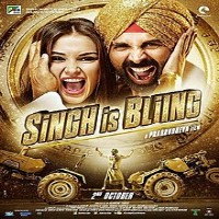 Singh Is Bliing Album Poster