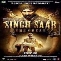 Singh Saab The Great Album Poster