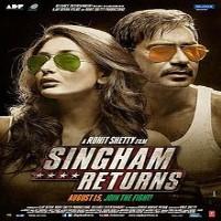 Singham Album Poster