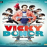 Vicky Donor Album Poster