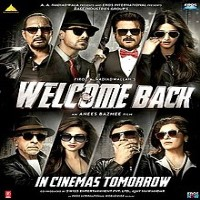Welcome Back Album Poster