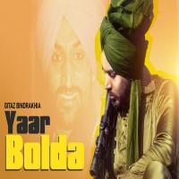 Yaar Bolda Song Poster