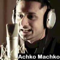 Achko Machko Song Poster