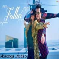 Fallin For You Song Poster